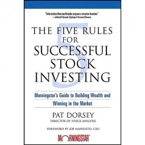 Five Rules of Successful Stock Investing