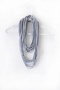 No-sew multi-strand scarf
