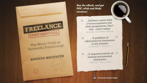 Be a freelancer