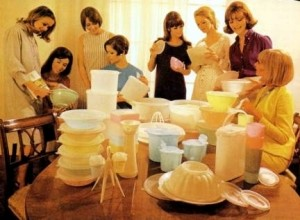Have a Tupperware Party