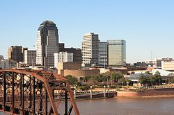 10 Shreveport, Louisiana