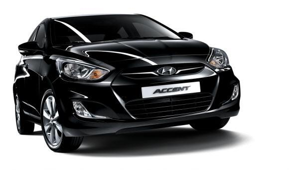 10. Hyundai Accent