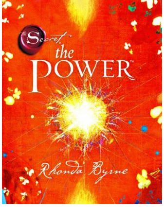 10. The Power (by Rhonda Byrne)