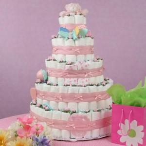 1A Diaper Cake