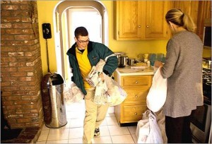 2. Provide grocery delivery service