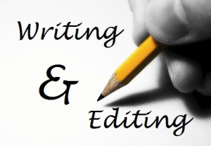 3. Writing and Editing