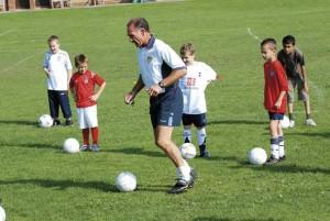 5. Coaching Sports