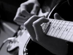 6. Playing Guitar