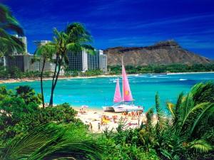 1 Oahu, Hawaii