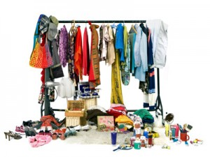 10 Organize a garage sale