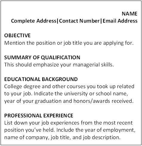 Cool Resume Example For Cashier   Brefash great looking resume