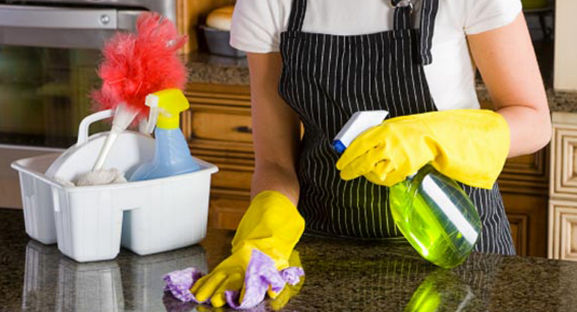 residential cleaning jobs