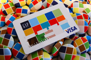 gap visa card