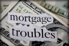 upside down mortgage