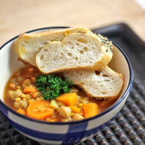 vegetarian crockpot recipes