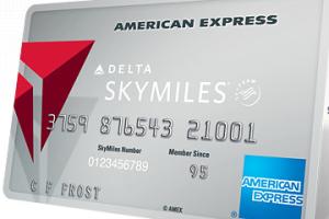 american express delta platinum