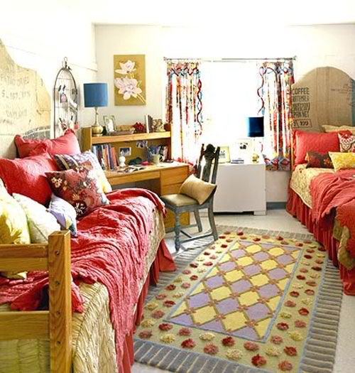 5 Cheap And Easy Dorm Room Decorating Ideas – CrockTockcom ~ 124516_Dorm Room Ideas Decorating