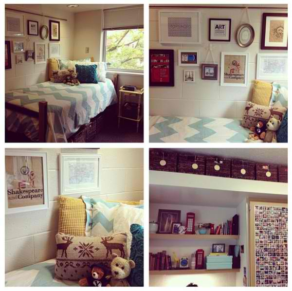 5 cheap and easy dorm room decorating ideas