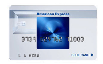 American Express Blue Cash