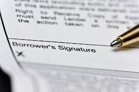9. Avoid Co-Signing Loans