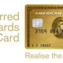 american express gold card review