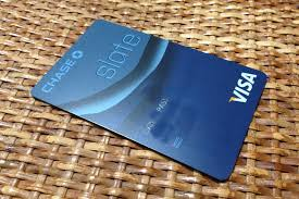 10 Reasons Why You Should Apply For A Chase Slate Card ...